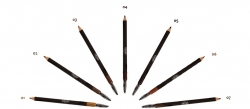 مداد ابرو 04 کالاس